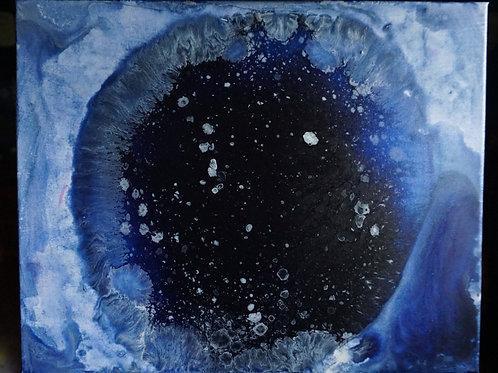 Cold Stone Blue