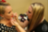 On location makeup services