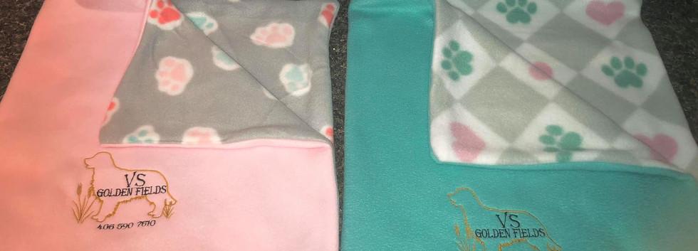 Puppy/Kitten Blankets