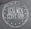 Real Men Serve God