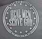 Real Men Serve God