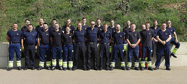 Feuerwehr_Hauptübung_2019_feuerwehrleute