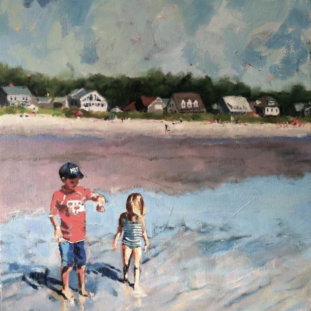 Kids in Maine