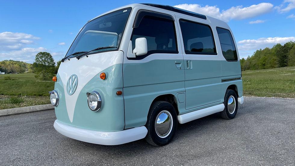 1994 VW- EUROPEAN MICROBUS/VAN SUBARU