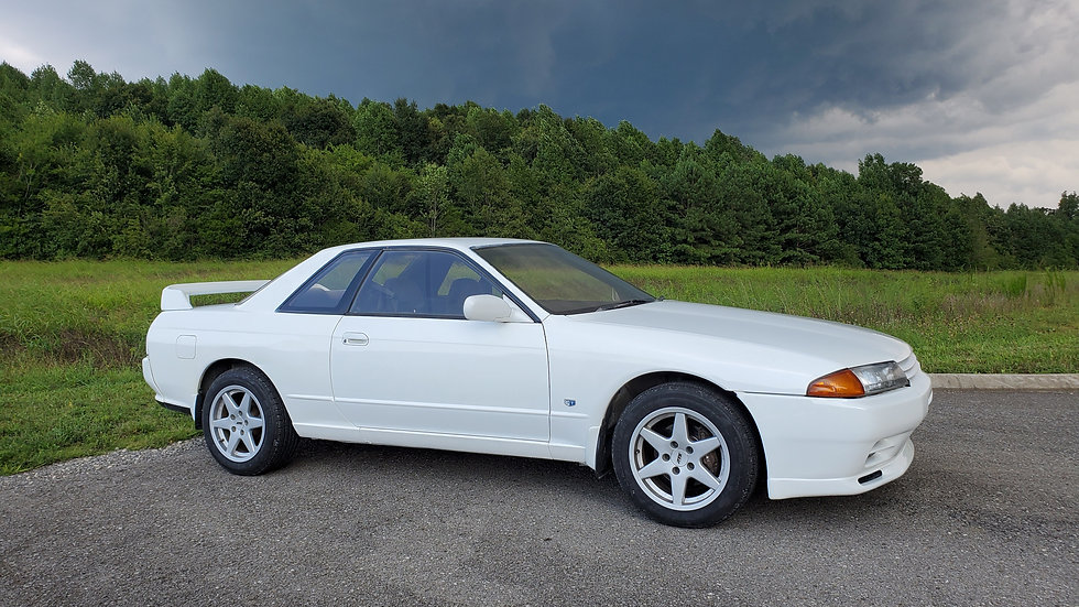 1992  NISSAN SKYLINE GTS-T-4 ALL WHEEL DRIVE  TURBO 50K MILES