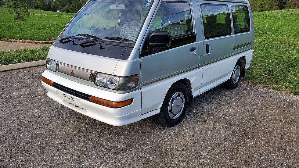 1995 MITSUBISHI DELICA P05W TURBO DIESEL 42,122 miles