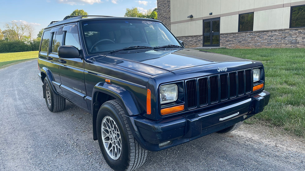 1997 JEEP CHEROKEE LIMITED 71,444MILES 4.0 HIGH OUTPUT 4X4