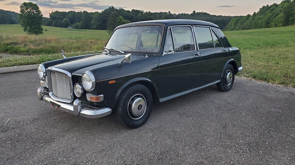 1974 Vanden Plas Princess 1300 / MG 1300 18,972 MILES