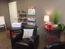 Mindy's office (Kids toy/sandbox)