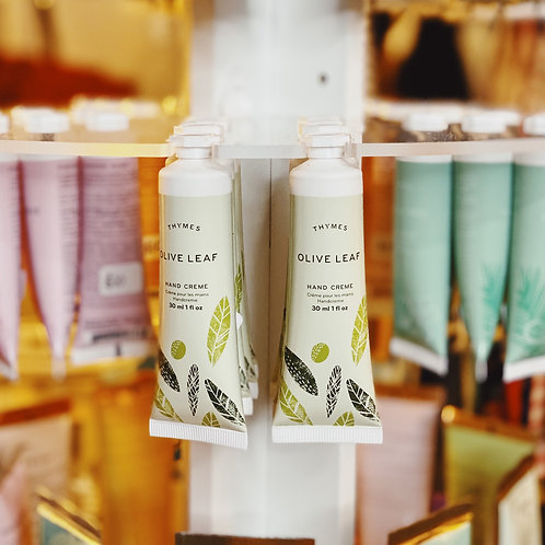 Thymes Olive Leaf Travel Lotion