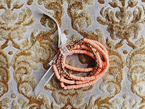 Beaded Cluster Bracelet