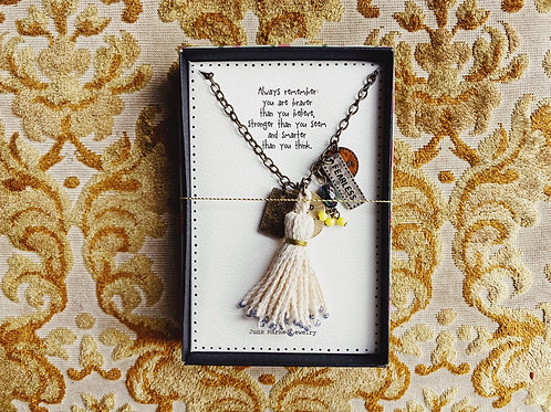 Fearless Necklace - Natural Life