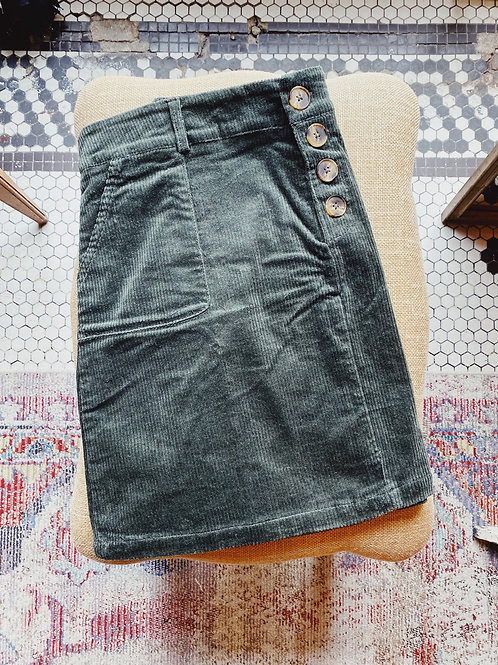 Emery Skirt (Plus)