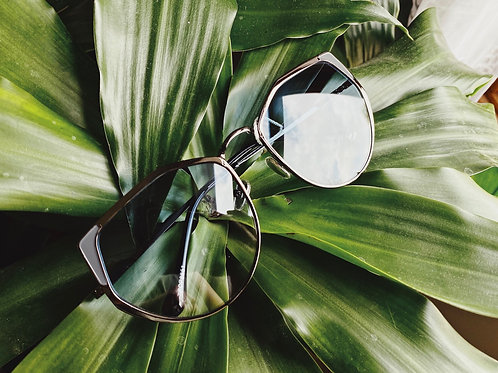 Sunglasses - Gunmetal/Blue