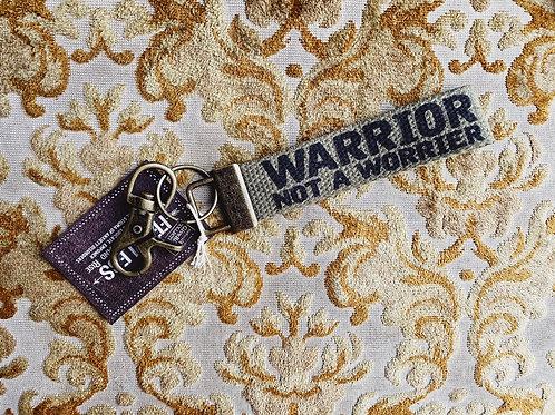 Natural Life Keyfob - Warrior