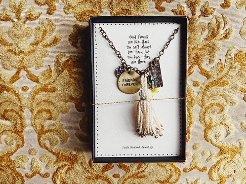 Friends Forever Necklace - Natural Life