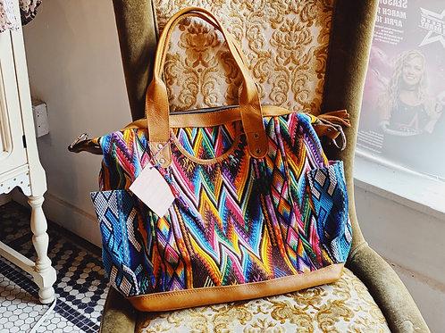 Hiptipico OOAK Renegade Handbag