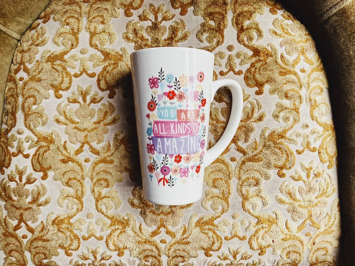 Tall Coffee Mug