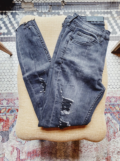 Becca Rip Patch Jeans