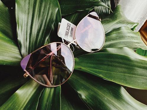 Sunglasses - Plum