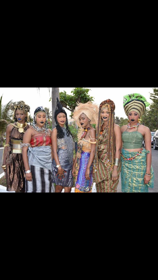 CAURIS D'OR 2015 - Costumières