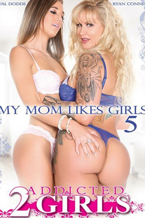 "Signed ""My Moms Likes Girls 5"" DVD"