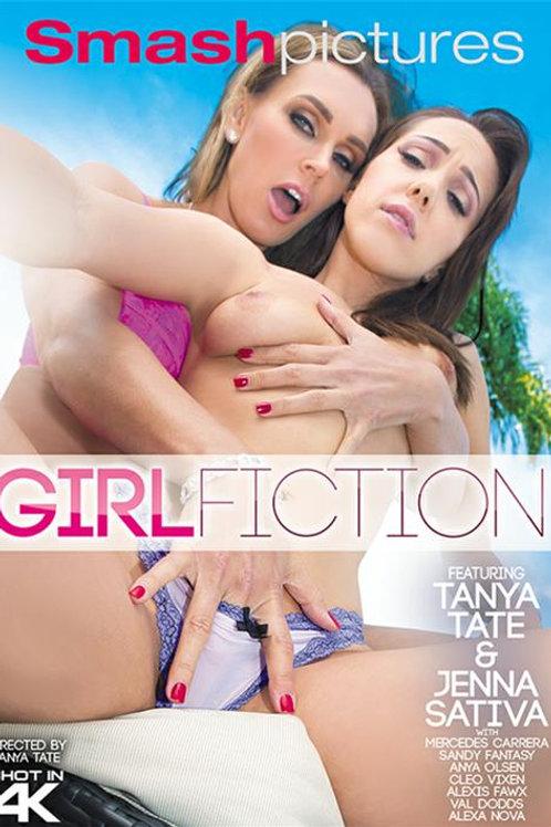 """Signed """"Girl Fiction"""" DVD"""