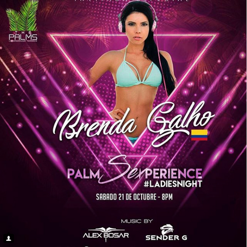 Brenda Galho - Palms Guatemala