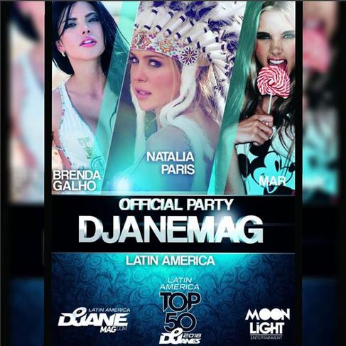 Djane Mag - Party