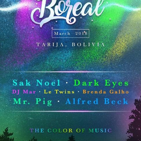 Boreal - Bolivia
