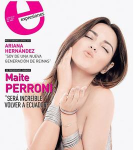 MAITE PERRONI - ECUADOR
