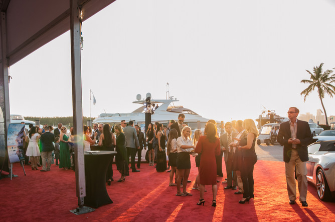 Opulence International Magazine Party 2015 - Event Photography by Silvia Pangaro - Star Fish Island, Florida