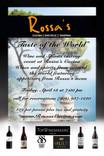 Photos and design for Rossa's Cuccina's event, Ontario, CA