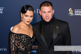 Channing Tatum & Jessie J - Grammy's Awards