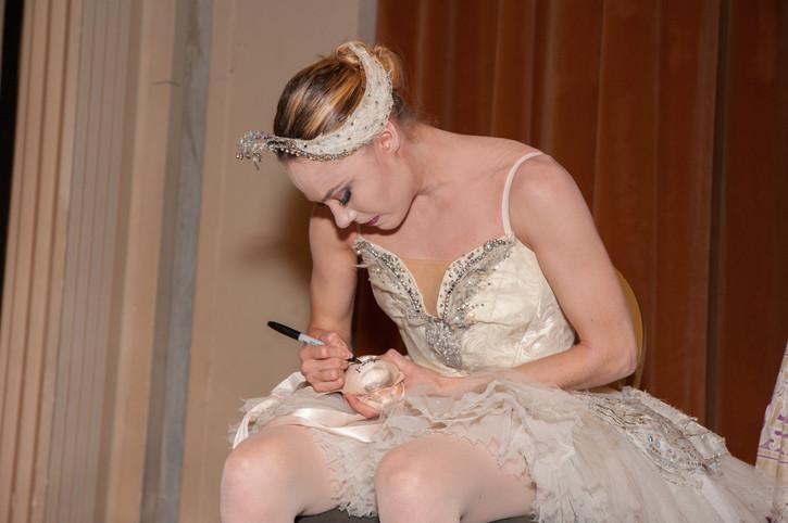 Boca Ballet Theatre - Princely Affair 2015 - Event Photography by Silvia Pangaro - Boca Raton, Florida - Sarah Mears Ballet Dancer.