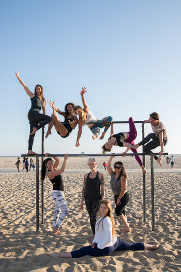 Levity® Aerial Yoga Teacher Training