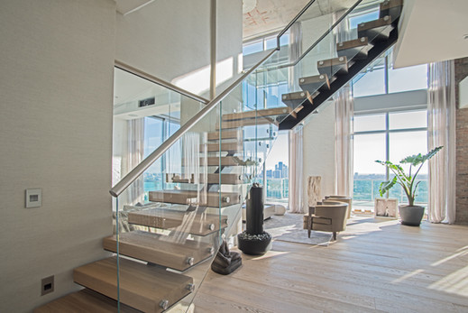 Bella Stairs Design  & Ines Martins Design