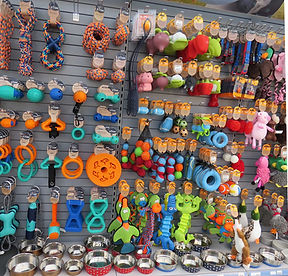 Great selction of dogs toys 1.jpg