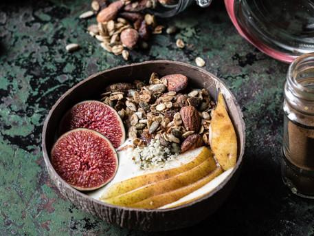 Autumn Special Spiced Granola (Vegan)