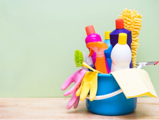 5 Things to Clean Every Dang Day