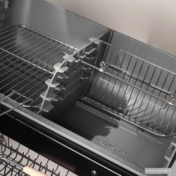 Charcoal BBQ Grilladin Luxe