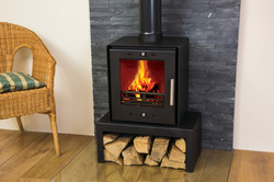 Eco 30 Compact Convector on Bench