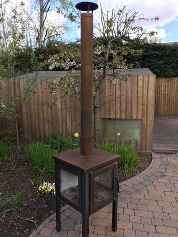 Pevex Garden stove