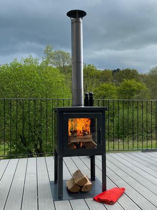 Garden stoves
