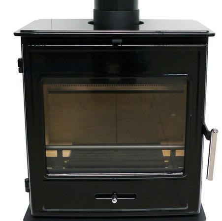 Bucklesham 40FS in black enamel