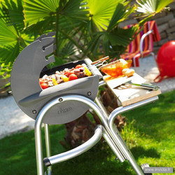 Cast Iron Charcoal BBQ Managua