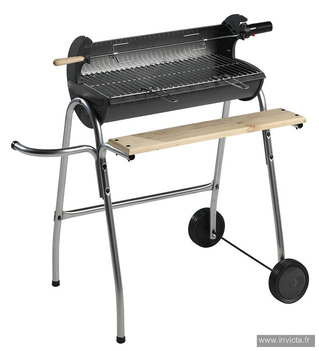 Cast Iron Charcoal BBQ Managua