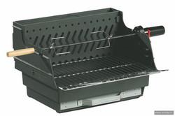 Built-In Charcoal BBQ Assouan