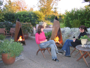 Tipi's bring warmth and atmosphere to your outdoor spaces