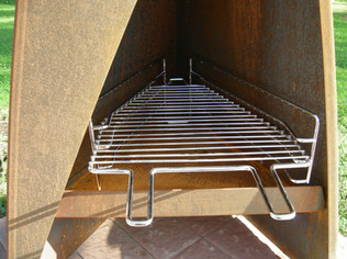 Tipi grill available for the 1470mm Tipi